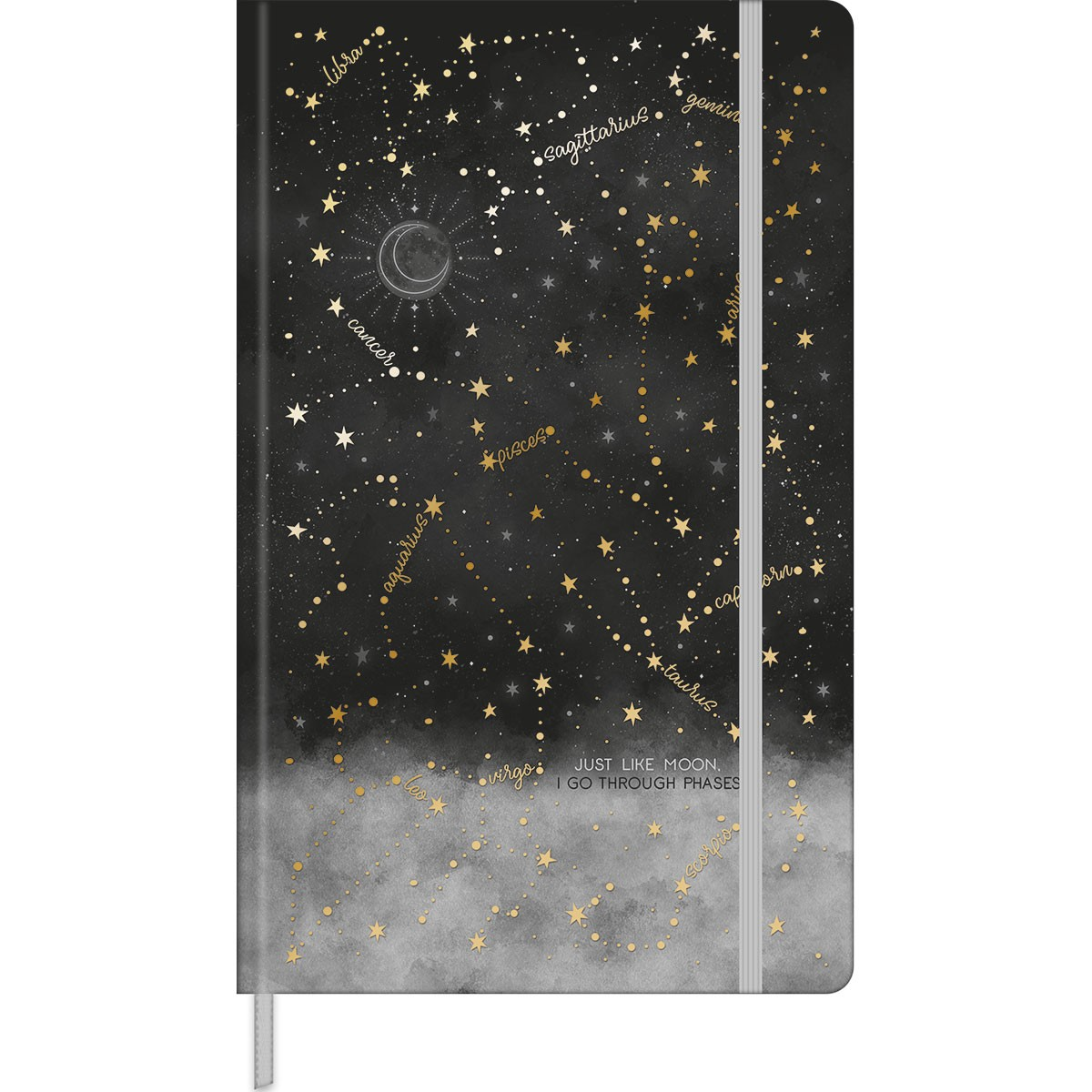Caderno Pontilhado Bullet Journal Magic 80 Folhas Tilibra