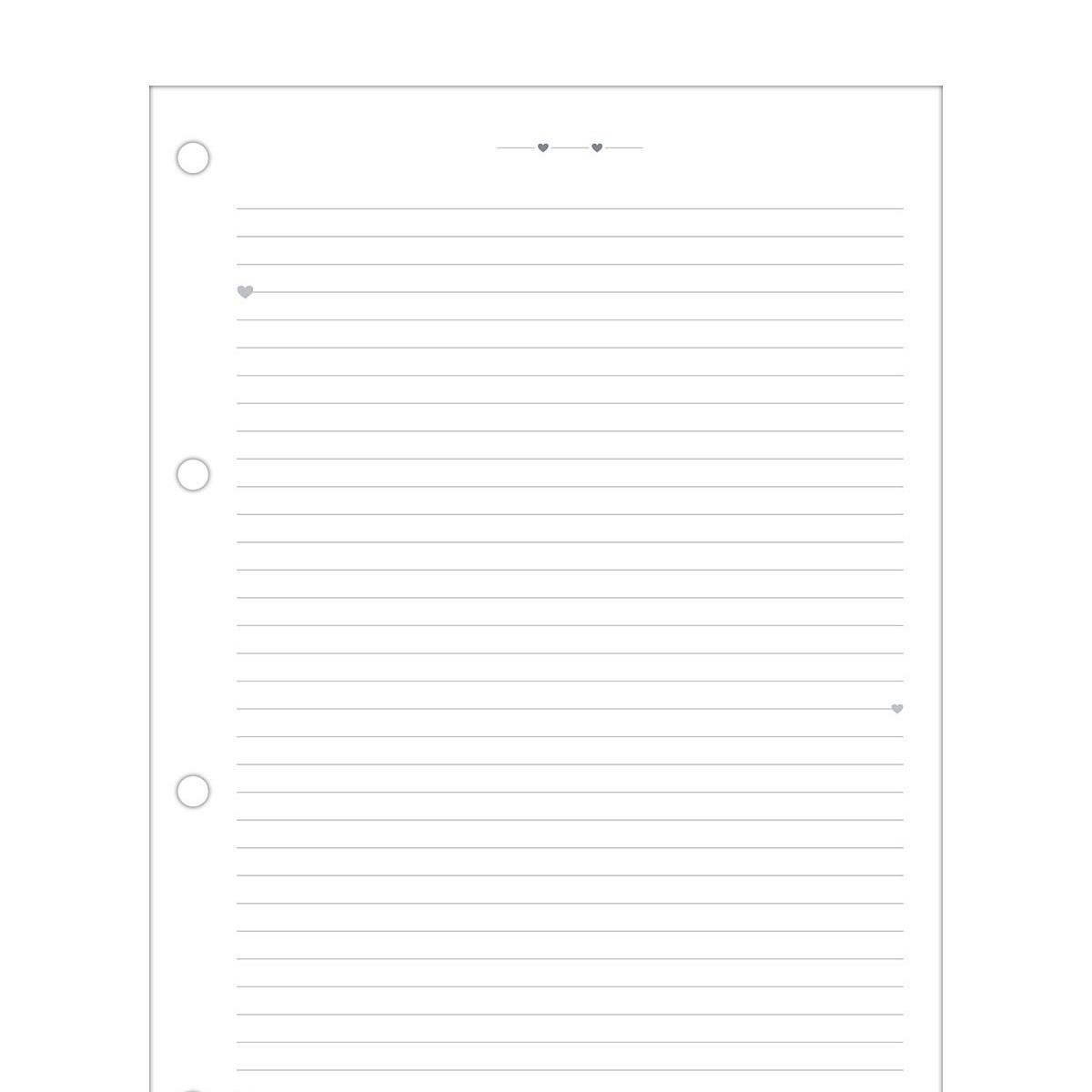 Caderno Refil Fichário Tiliflex Soho 80 Fls Tilibra