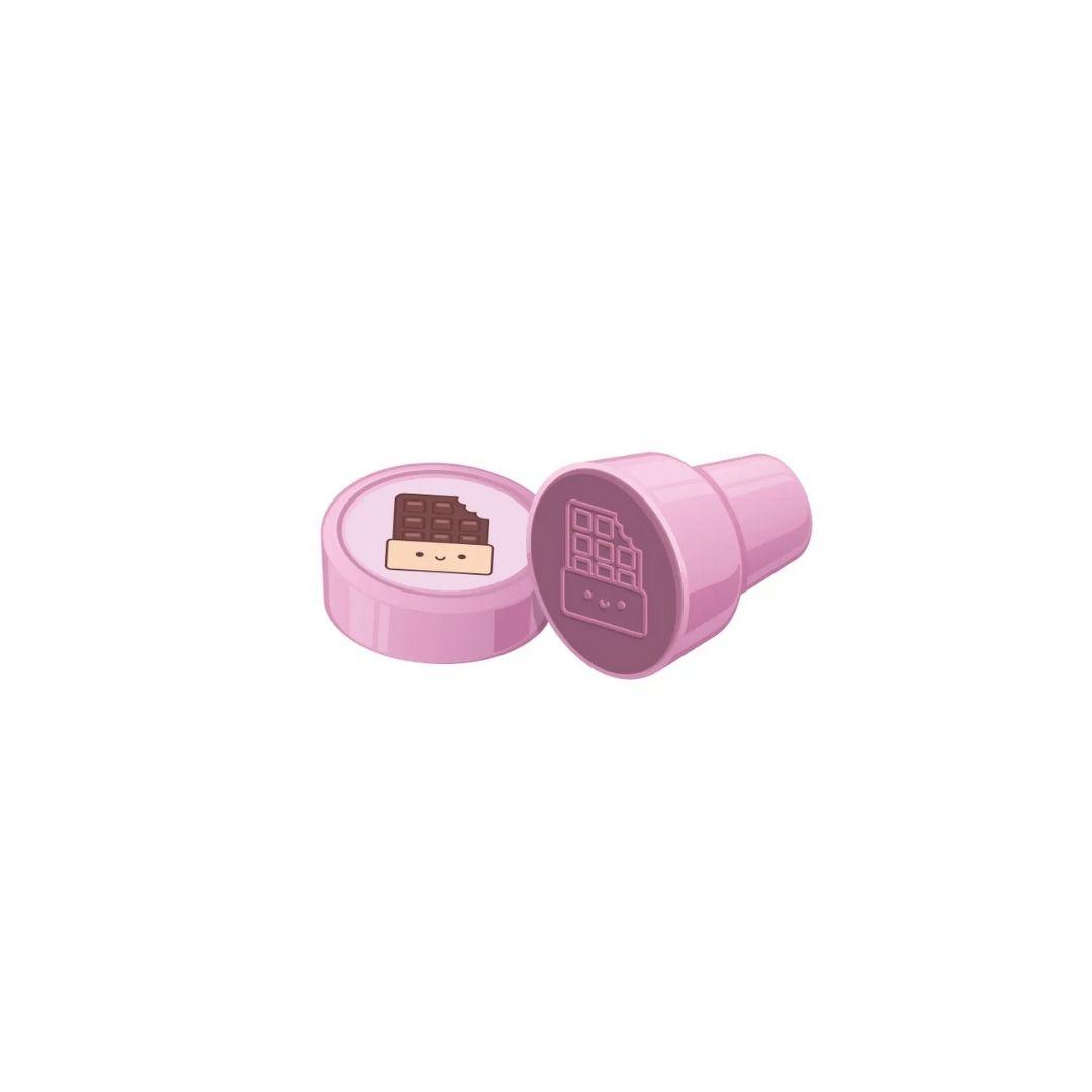 Carimbos Stamp Candy com Encaixe para Lápis Unidade - Cis