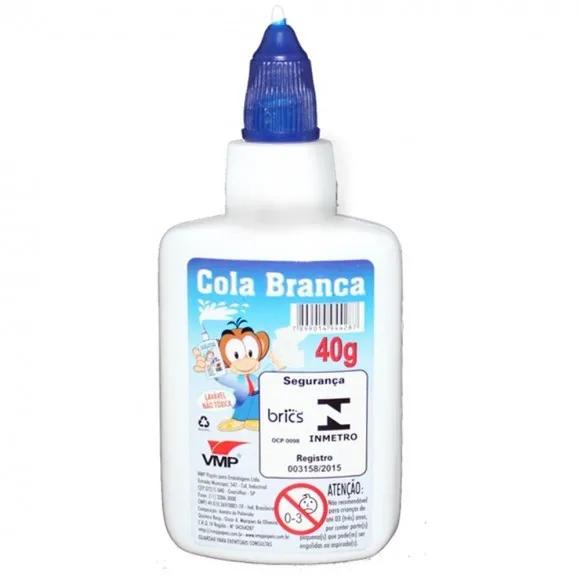 Cola Liquída Branca 40g VMP