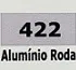 Alumínio Roda