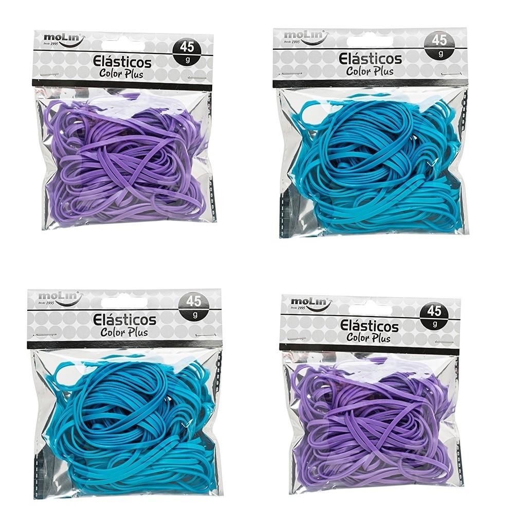 Elástico Color Plus 45g Molin