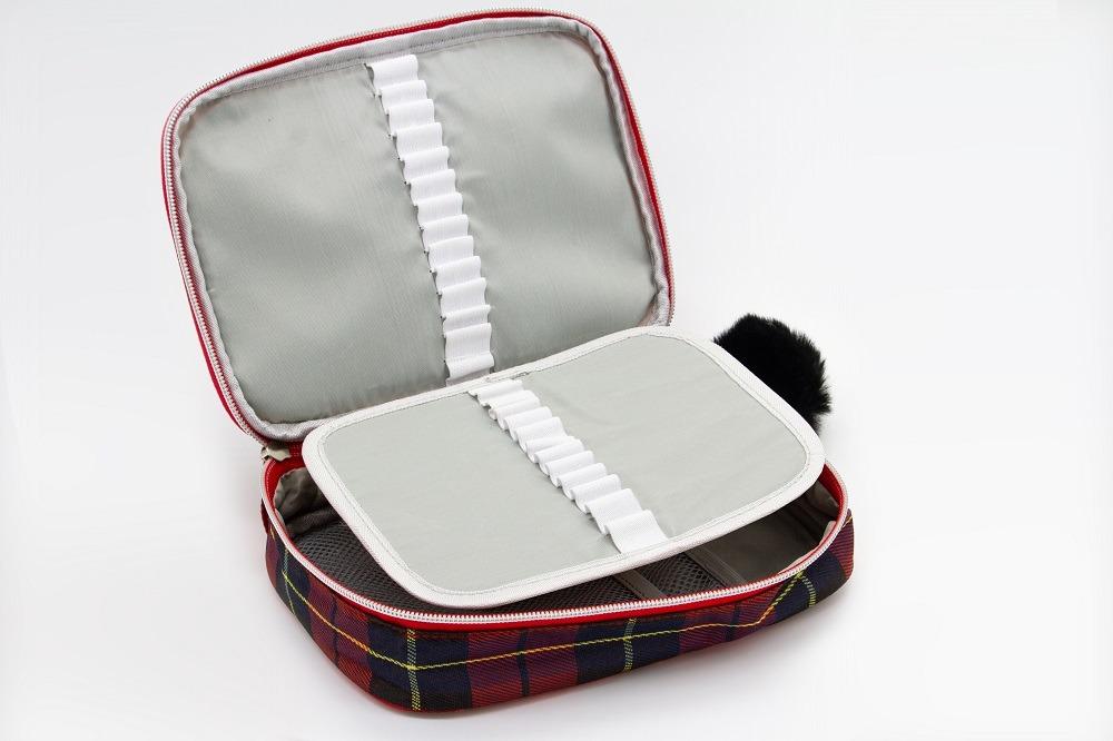 Esojo Box Case Xadrez Grande com Bolso - Da Terra