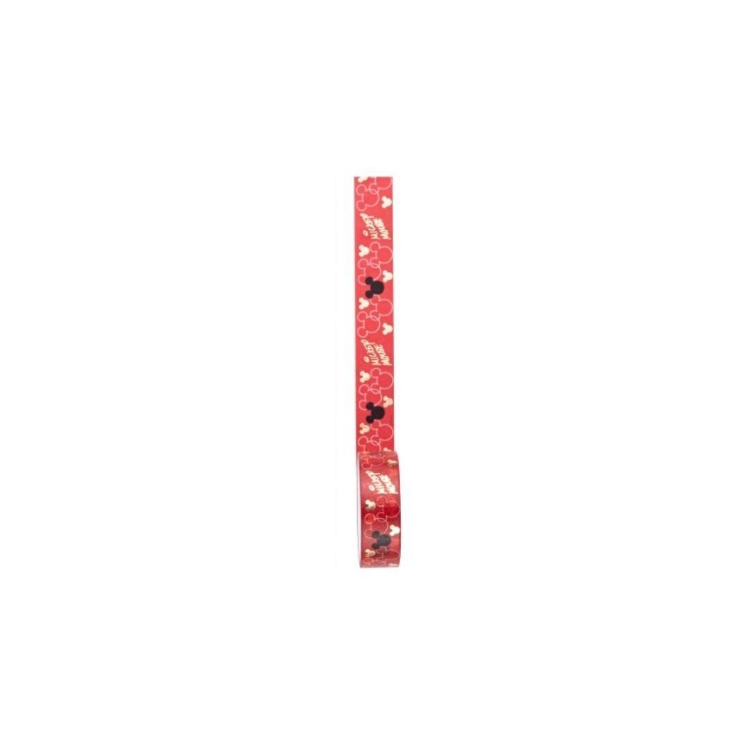 Fita Adesiva Washi Tape Mickey Mouse 15mm X 5m - Molin