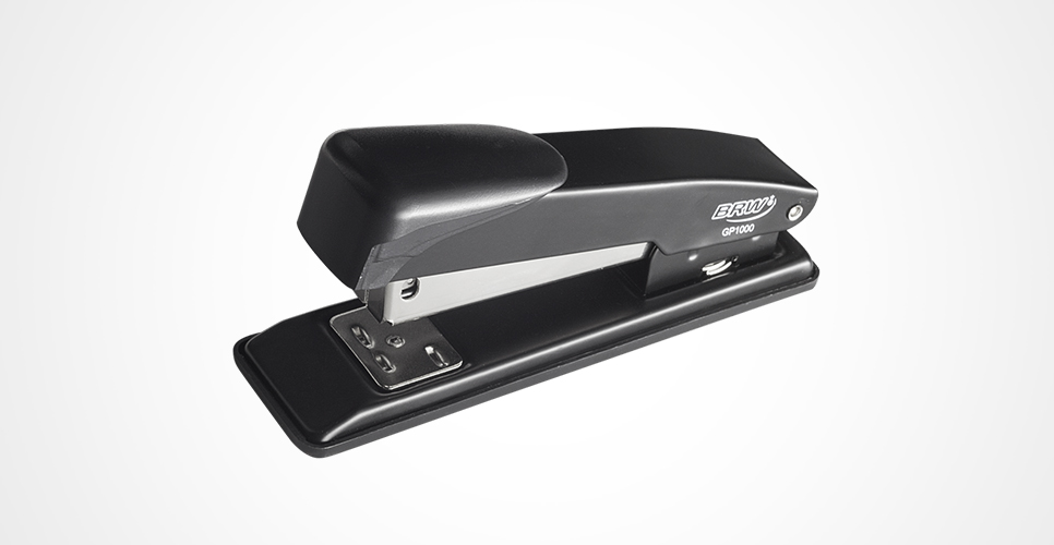Grampeador 11,5cm Para Até 20 Folhas - BRW