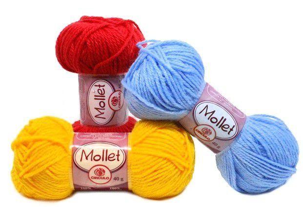 Lã Mollet 40g