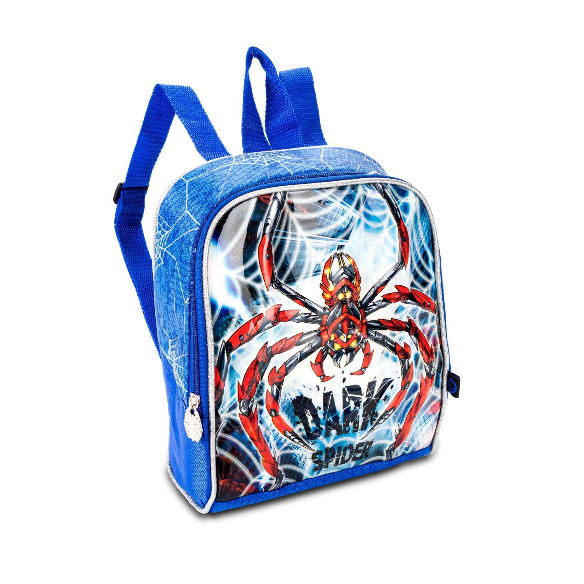 Lancheira térmica Dark Spider Azul
