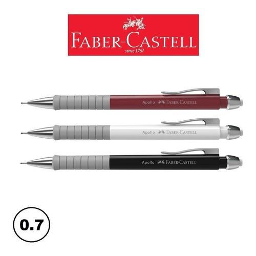 Lapiseira Apollo 0.7 mm Faber Castell