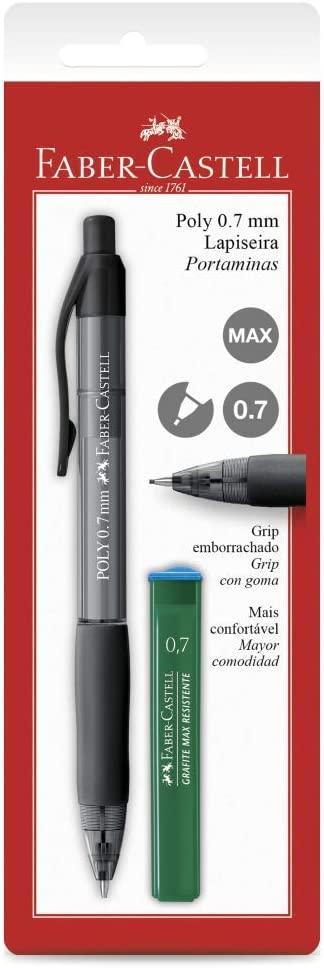 Lapiseira Poly 0.7mm, Faber-Castell