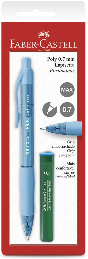 Lapiseira Poly 0.7mm, Faber-Castell