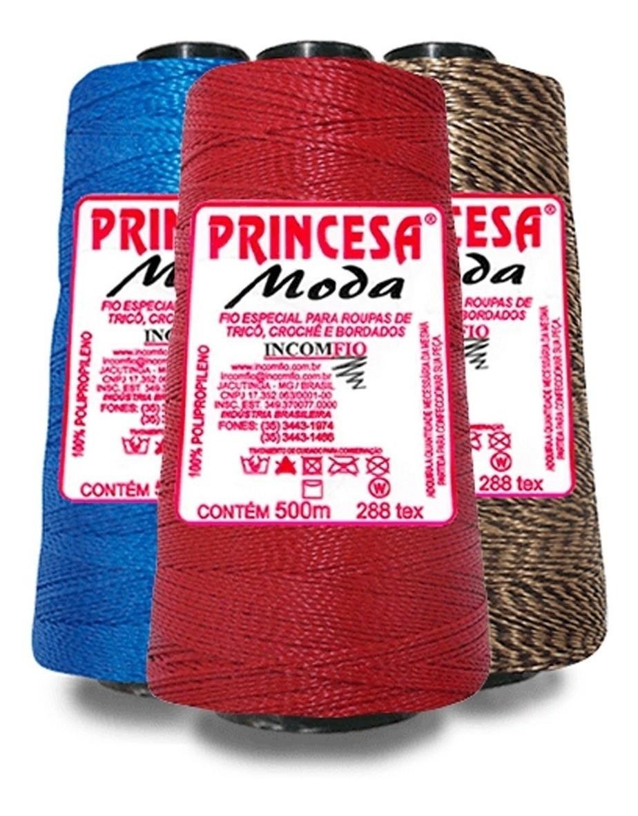 Linha c/500m Princesa