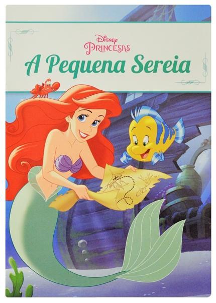 Livro de Leitura Disney Princesas Solapa com 5 livros de histórias Sortidos