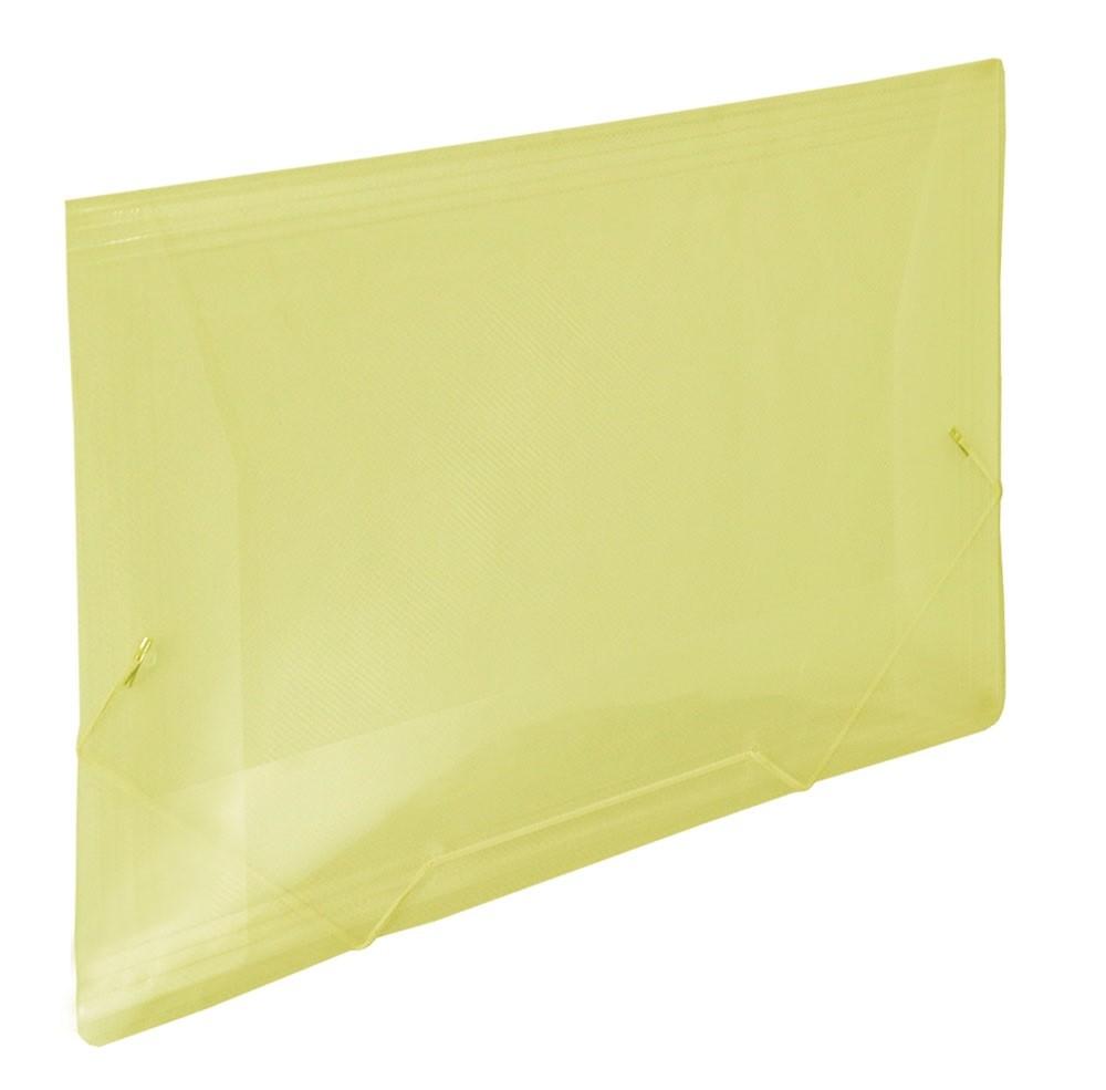 Pasta Transparente Oficio Cores Dac