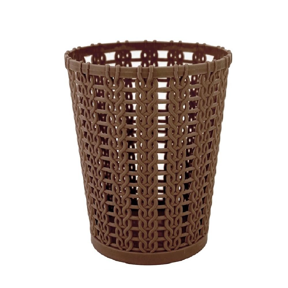 Porta Lápis Redondo de Plastico Cosy
