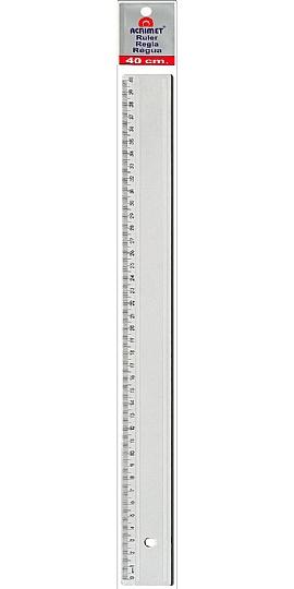 Régua de Acrílico 40cm - Acrimet