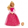 Boneca Clássica Aurora com Pingente
