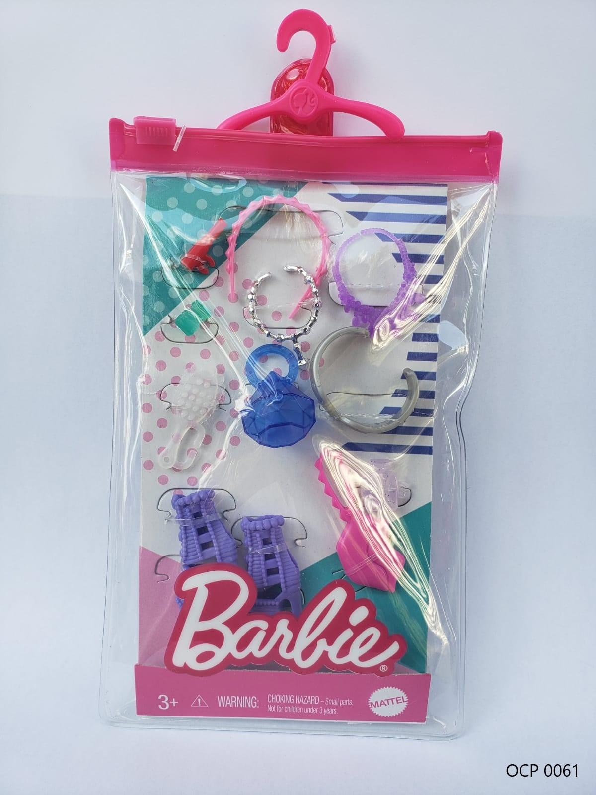 Barbie Acessórios Conjunto Diamante - Mattel