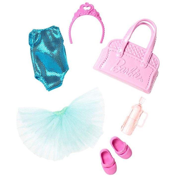 Barbie Club Chelsea - Conjunto Balé para a boneca Chelsea