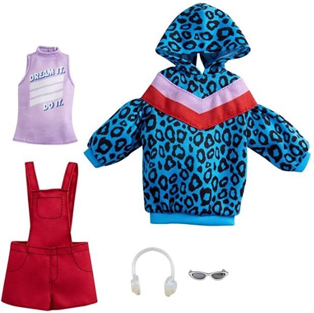 Barbie Roupas e Acessórios - Conjunto de Moletom Animal