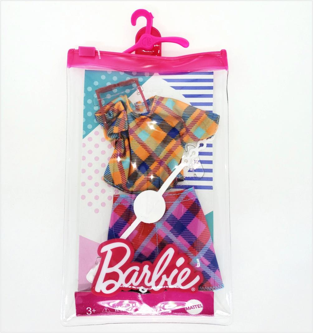 Barbie Roupas e Acessórios - Conjunto Xadrez