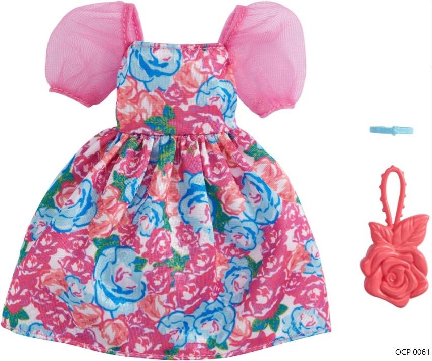 Barbie Roupas e Acessórios Vestido Floral - Mattel