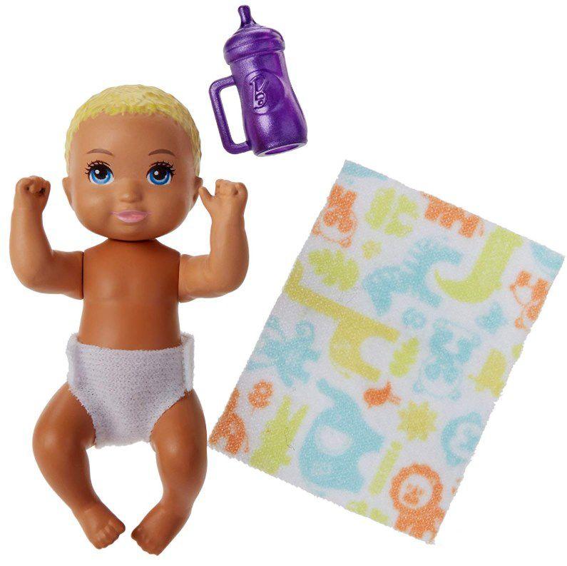 Barbie Skipper Babysitters - Conjunto para Dormir Bebê Loiro