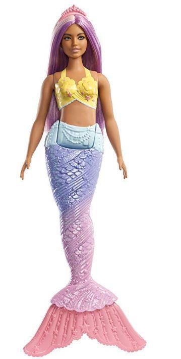 Boneca Barbie Dreamtopia - Sereia Lilás