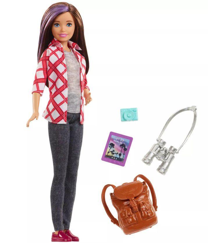 Boneca Barbie Skipper Dreamhouse Adventures com Acessórios