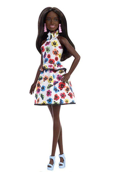 Boneca Barbie Fashionistas - 106 Vestido Floral