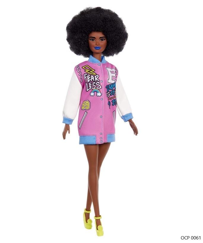 Boneca Barbie Fashionistas 156 - Mattel