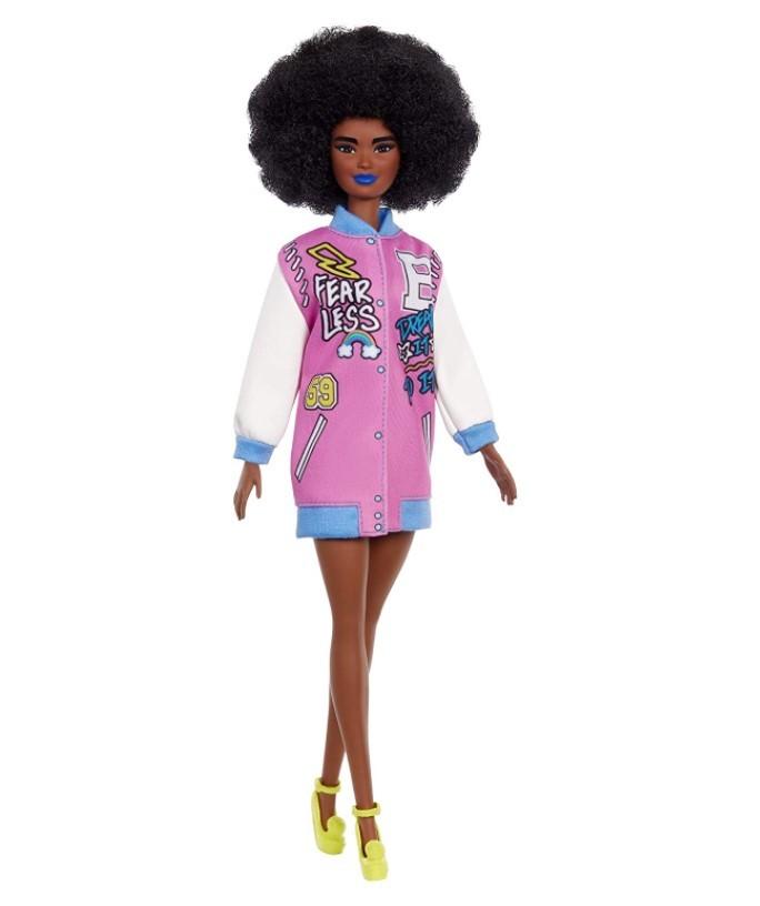 Boneca Barbie Fashionistas # 156