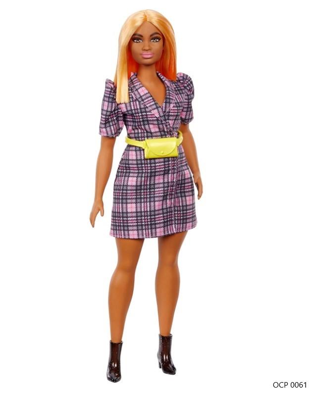 Boneca Barbie Fashionistas 161 - Mattel