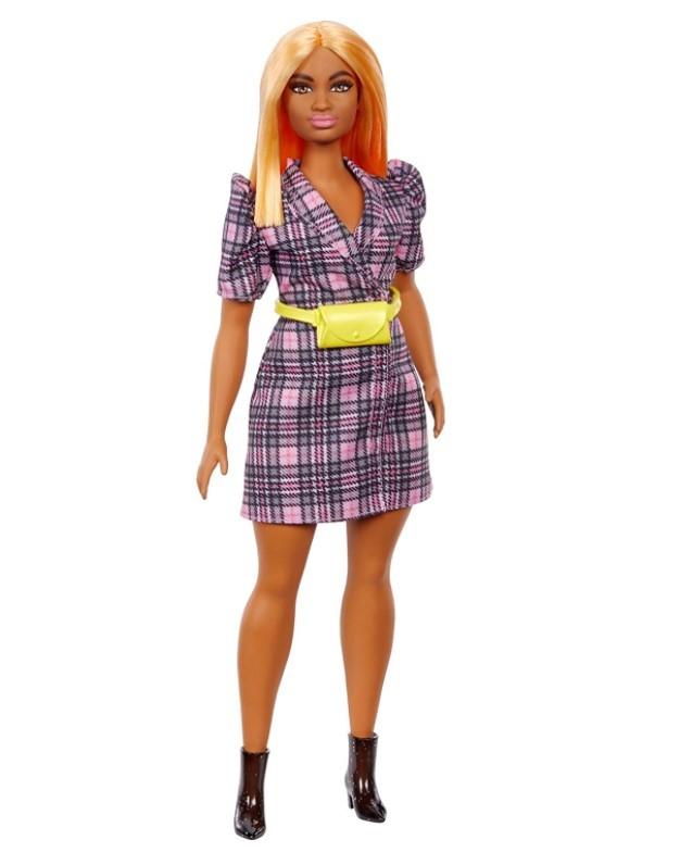 Boneca Barbie Fashionistas # 161