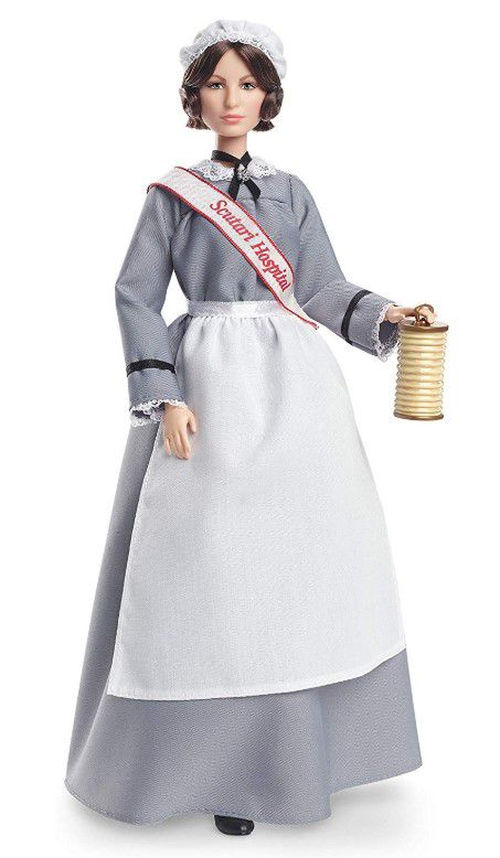 Boneca Barbie Série Mulheres Inspiradoras - Florence Nightingale