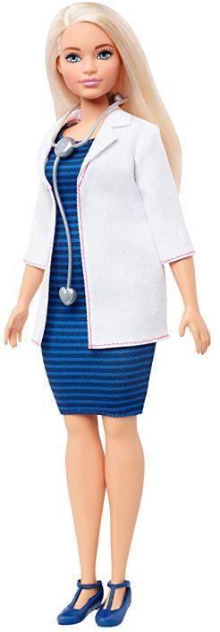 Boneca Barbie Profissões - Doutora