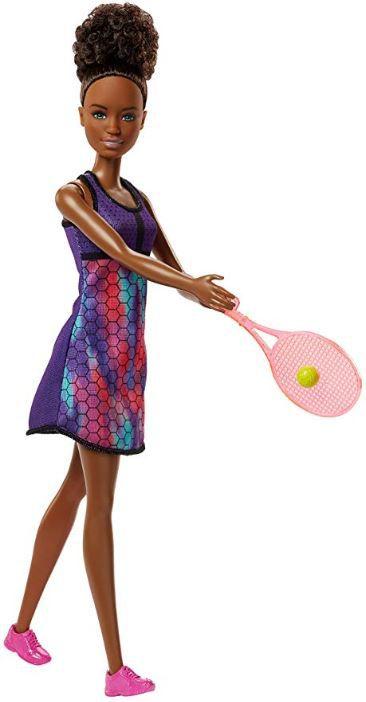 Boneca Barbie Profissões - Jogadora de Tênis
