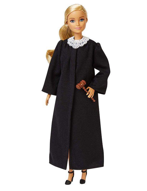 Boneca Barbie Profissões - Juíza Cabelo Loiro