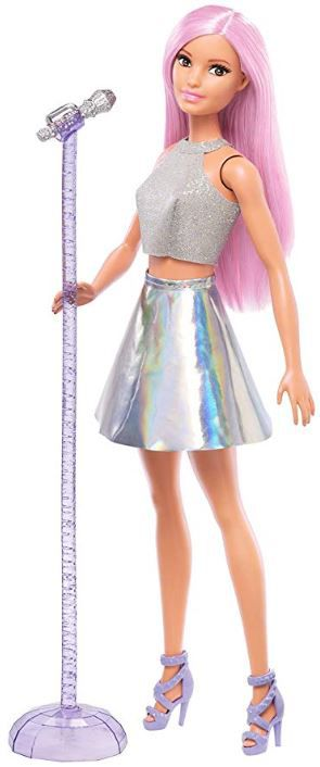 Boneca Barbie Profissões - Pop Star