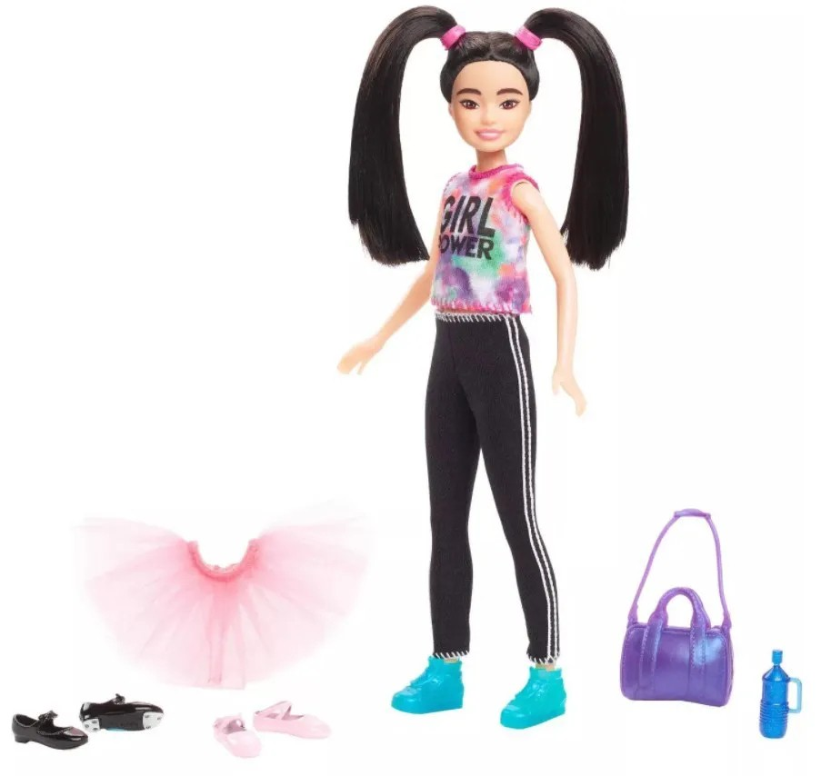 Boneca Barbie Team Stacie - Equipe de Dança
