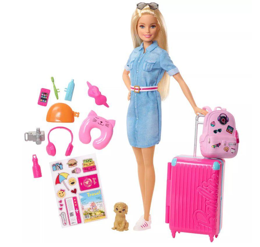 Boneca Barbie Viajante Dreamhouse Adventures