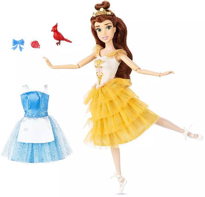 Boneca Bela Balé - Princesas Disney