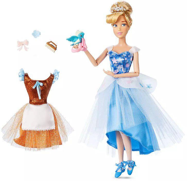 Boneca Cinderela Balé - Princesas Disney