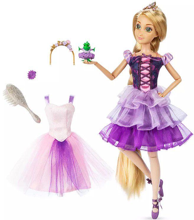 Boneca Rapunzel Balé