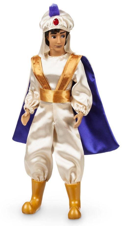 Boneco Clássico Aladdin como Príncipe Alí - Disney