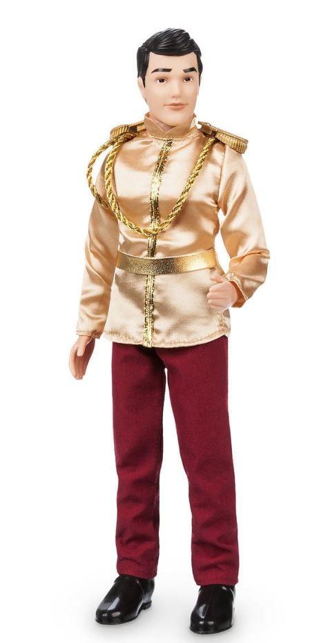 Boneco Clássico Príncipe Encantando - Disney - Cinderela