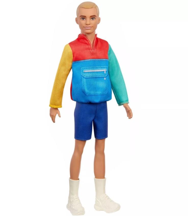 Boneco Ken Fashionistas # 163