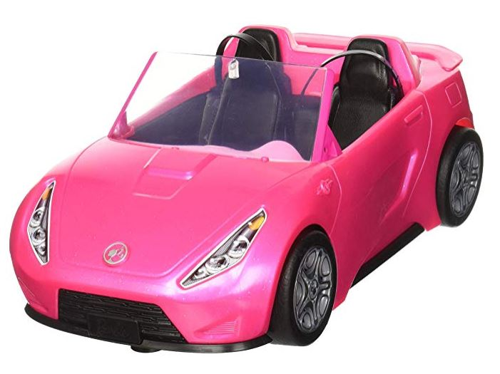 Carro Glam Conversível da Barbie