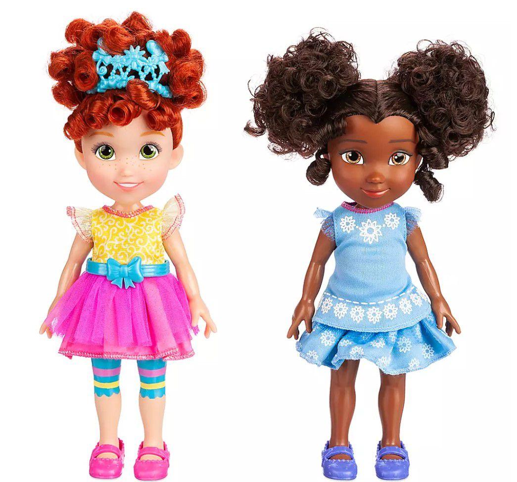 Bonecas Fancy Nancy e Bree
