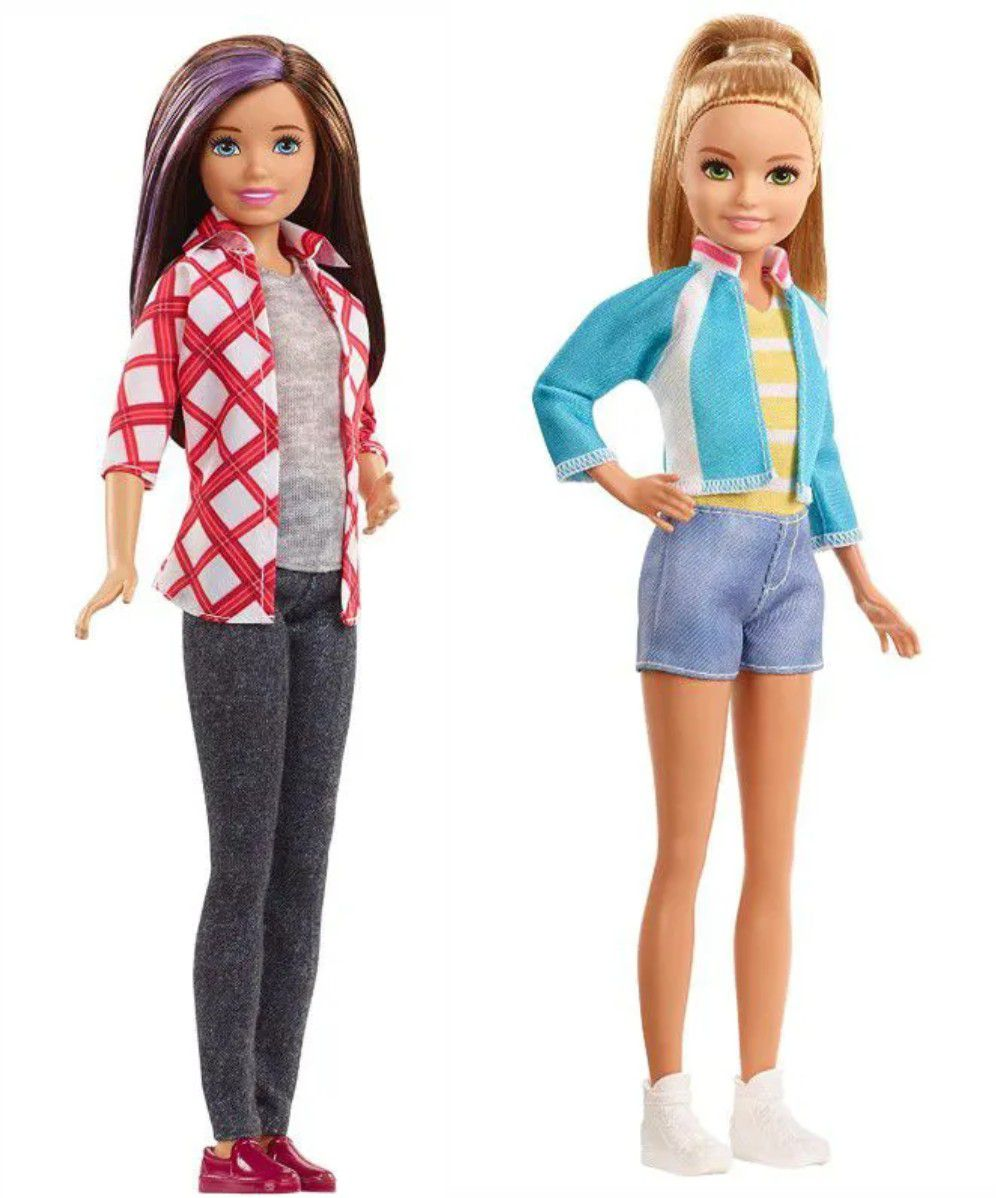 Conjunto de Bonecas Stacie e Skipper Dreamhouse Adventures