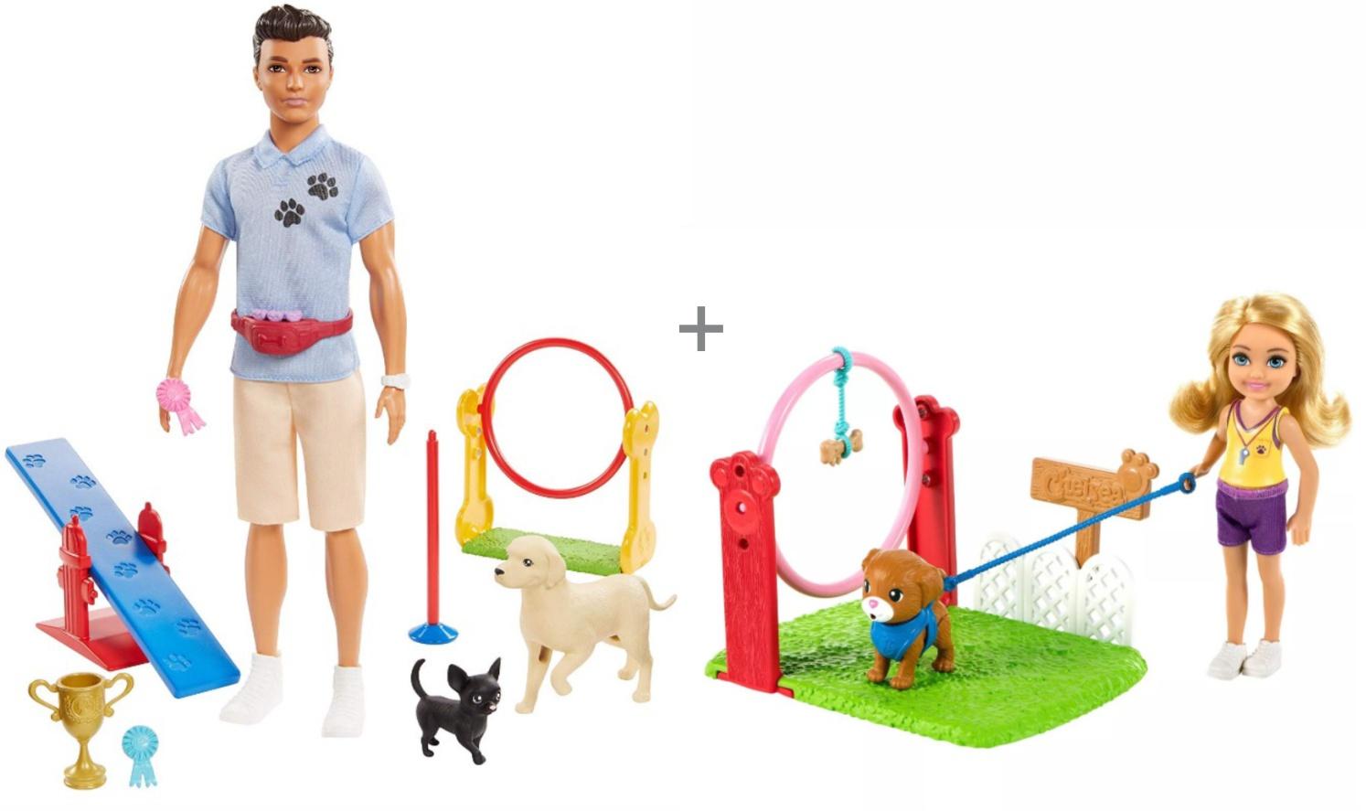 Conjunto Treinador de Cães
